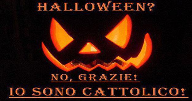 Halloween Chiesa.La Chiesa Dice No Ad Halloween Ed Organizza Veglie Notturne Di