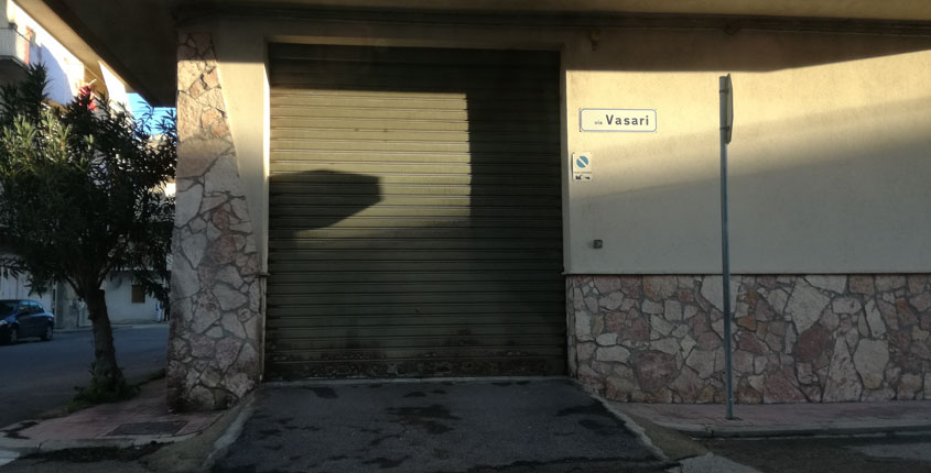 Tentativo di incendio ad un garage di via vasari nel for Garage ad la tourlandry