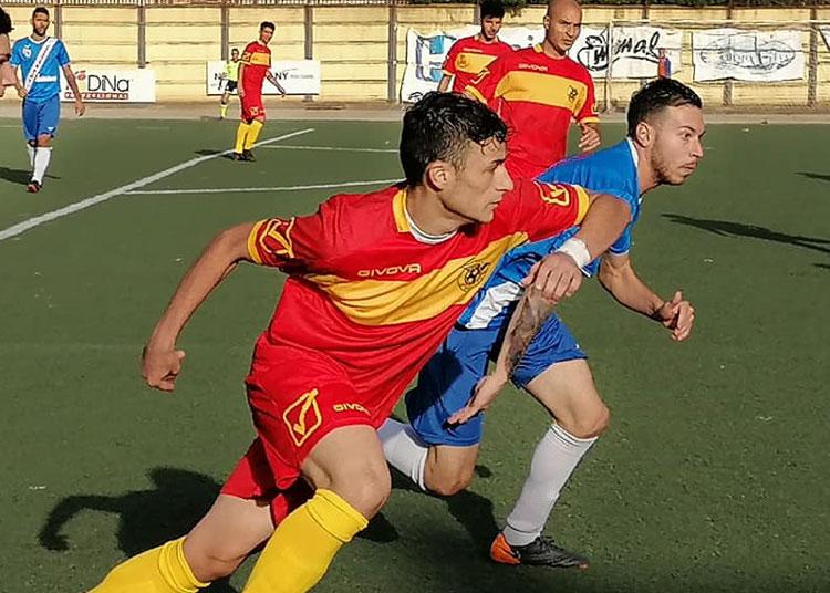 Il gol di Scerra non basta, Gela FC sconfitto 2-1 a Mascalucia - quotidianodigela.it